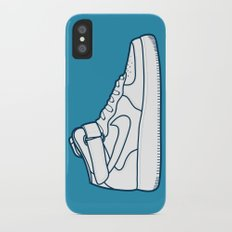 #13 Nike Airforce 1 Slim Case iPhone X