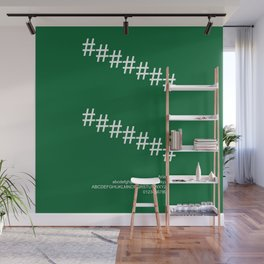 DECORATION - FontLove - CHRISTMAS EDITION Wall Mural