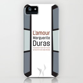 L'amour iPhone Case