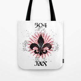 504 JAX - NOLA Burst Tote Bag