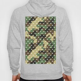 CAMO & WHITE BOMB DIGGITYS ALL OVER LARGE Hoody