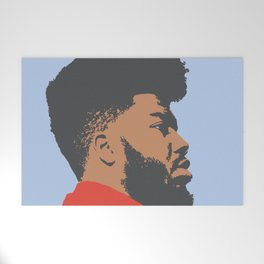 Khalid Welcome Mat