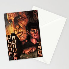Blade Runner 30th anniversary 2scd Stationery Cards