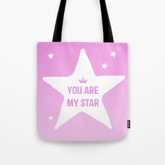 You are my star Tote Bag
