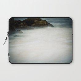 Jetty: Tybee Island, Georgia. Laptop Sleeve