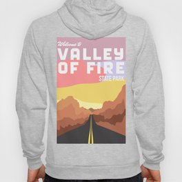 Valley of Fire State Park Hoody
