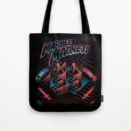 Madness Marbles Tote Bag