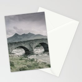 The Bridge and the Cuillin Stationery Cards