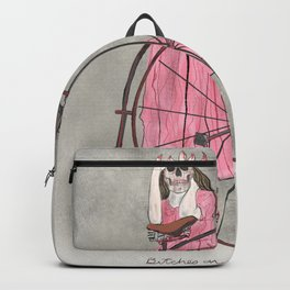 All Bitches and Wheels 597. Backpack