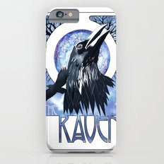 The Raven and The Moon iPhone 6s Slim Case