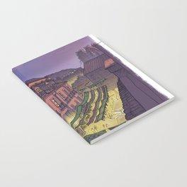 Medieval Fair (color) Notebook