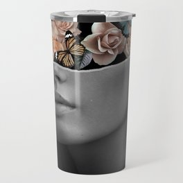 Mystical nature's portrait II Travel Mug