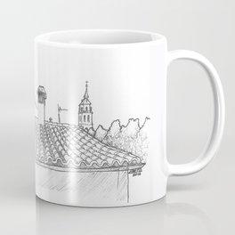 Alcalá Rooftops Coffee Mug