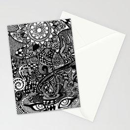 Eyes of Moksha Stationery Cards