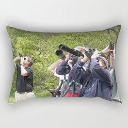 Birders Rectangular Pillow