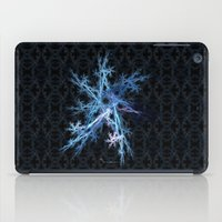snowflake iPad Cases featuring Snowflake by MG-Studio