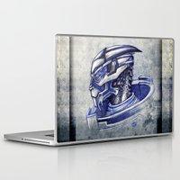 garrus Laptop & iPad Skins featuring Archangel by Raenyras