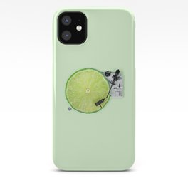 LIME DJ iPhone Case