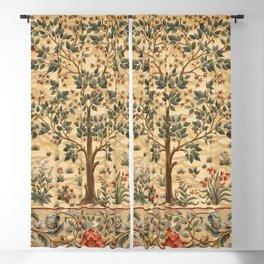 "William Morris ""Tree of life"" 3. Blackout Curtain"