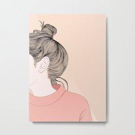 The Beauty 1 Metal Print
