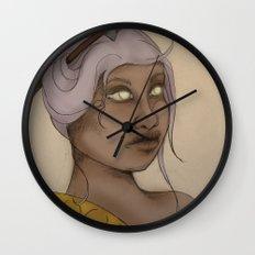 Primal Athena  Wall Clock