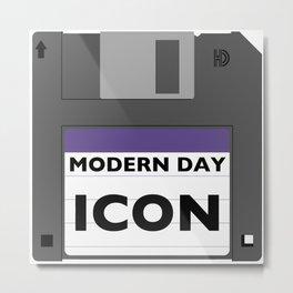 Modern Day Icon Metal Print