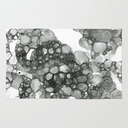 Ink Bubbles Rug