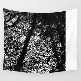 Static Forest Wall Tapestry