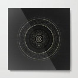 Inner Space 4 Metal Print