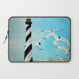 Sea gulls Laptop Sleeve