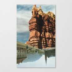 Souls of the Sky Canvas Print