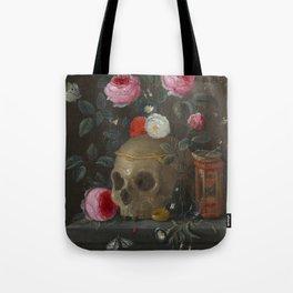 Jan van Kessel Vanitas Still Life Tote Bag