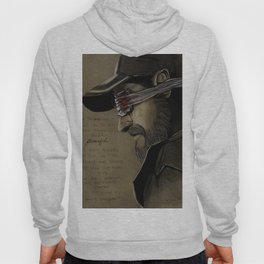 At Peace - Kenny - The Walking Dead Hoody
