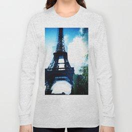 Just Awaking (Paris, Tour de Eiffel) Long Sleeve T-shirt