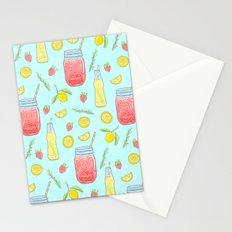 Mason Jar Stationery Cards