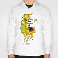 lama Hoodies featuring Lama by ART OF SOOL