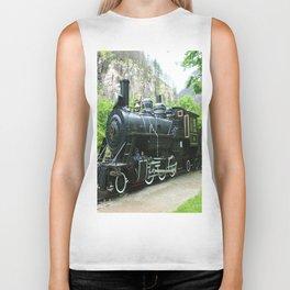 Old Number Six Biker Tank