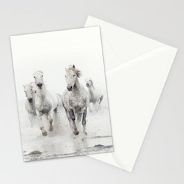 Ghost Riders - Horse Art Stationery Cards