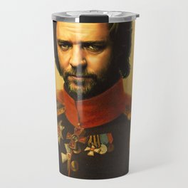 Russell Crowe - replaceface Travel Mug