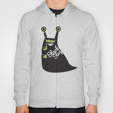 Black Slug Hoody