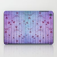 floral pattern iPad Cases featuring FLORAL PATTERN by VIAINA