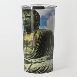 Great Buddha of Kamakura / Daibutsu Travel Mug