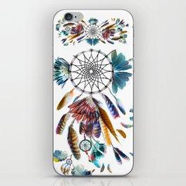 Dreamcatcher boho iPhone Skin