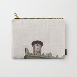 Painted-on Peregrine Carry-All Pouch
