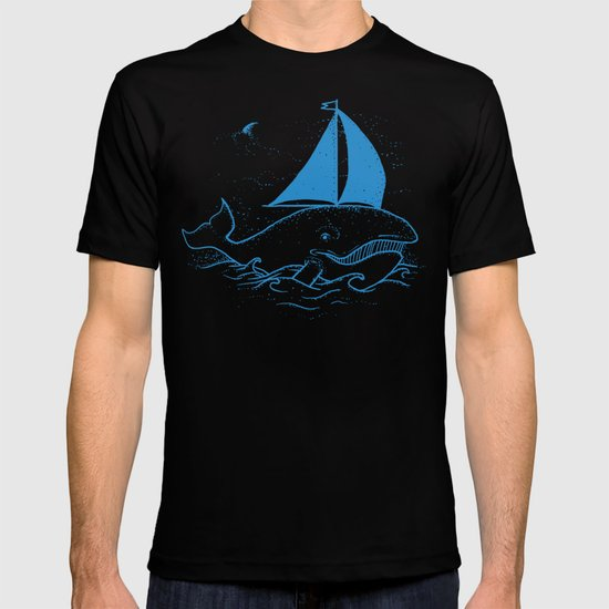 Whaleboat T-shirt