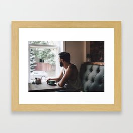 Handsome Framed Art Print