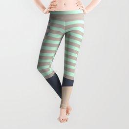 Abstract Tourmaline 3 Leggings