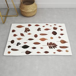 signs of AUTUMN Rug