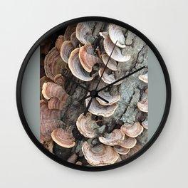 Fungi III Wall Clock