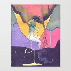 CIRCA 2012 Canvas Print
